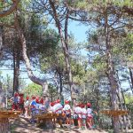 Dove portare i bambini oggi? In un parco avventura | Intervista a D.Novara