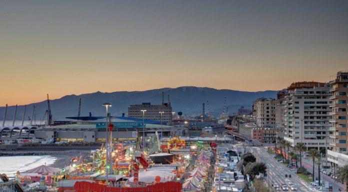 luna park Genova